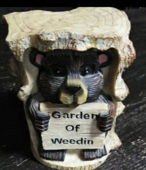 Collectable Bear Garden Statue for Sale in Eugene, OR