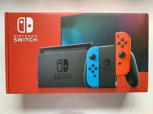 Nintendo Switch V2 Neon Joycon for Sale in Union City, CA