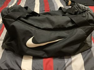 Nike Gym Bag Large Duffle Bag for Sale in Galena Park, TX