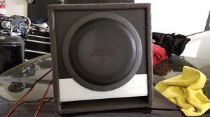 Alpine Type R Subwoofer + Polkaudio 800w Amplifier for Sale in Austin, TX