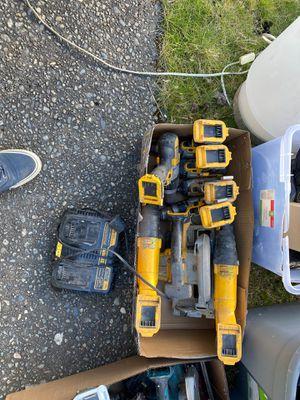 Dewalt tools for Sale in Auburn, WA