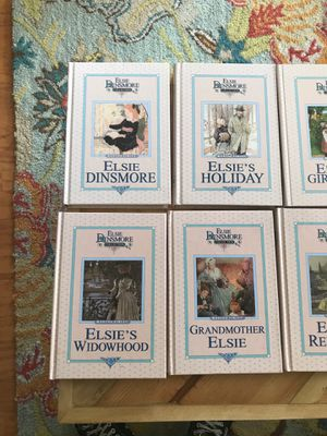 Elsie Dinsmore Series Hardback for Sale in Washington, IL