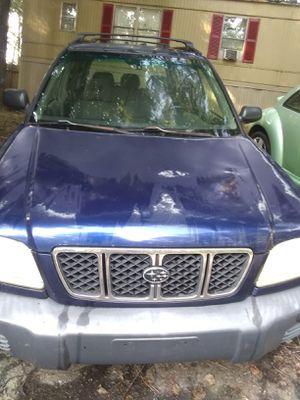 Subaru Forester 2001 for Sale in Acworth, GA