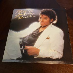 Michael Jackson Thriller Vinyl for Sale in Puyallup, WA