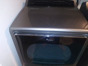 Whirlpool WASHER AND DRYER for Sale in Madison, AL