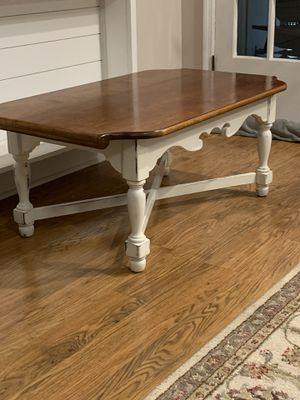 Farmhouse Coffee Table for Sale in Kennesaw, GA