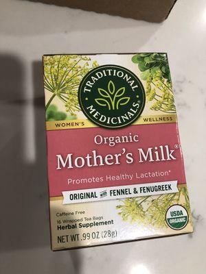 Organic Mothers Milk (Tea) for Sale in Victoria, TX