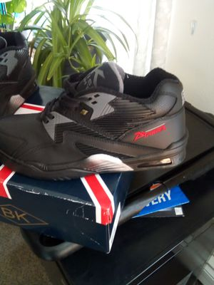 British Knights Control Mid Black Graphite Size 11 Mens for Sale in East Gull Lake, MN