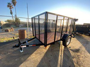 Utility Trailer 5x8x4 for Sale in Vernon, CA
