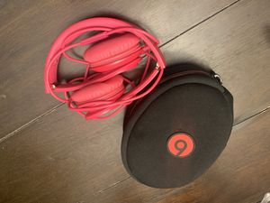 Beats by Dr. Dre Solo (Wired) Pink for Sale in Tampa, FL