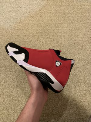 BRAND NEW Jordan 14 Gym Red Toro Size 8, 9, 10 available!!! for Sale in Portland, OR