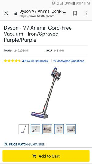 Dyson v7 for Sale in Moore, OK