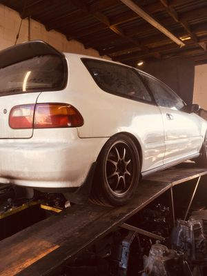 K Swap Eg Civic Done Right for Sale in Los Angeles, CA
