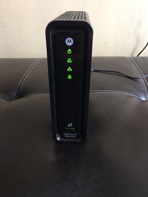 Motorola Surfboard SBG6580 modem/router for Sale in West Covina, CA