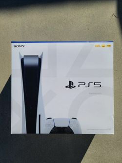 Sony PlayStation 5 DISC PS5 Brand New Sealed for Sale in Garden Grove, CA