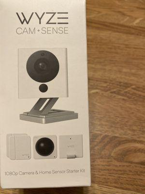 New Wyze Cam + sense / nest / ring doorbell / ecobee / security / camera / google chromecast/ firetv / Roku for Sale in Oak Lawn, IL