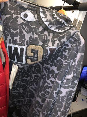 Bape shark hoodie Xl for Sale in Norcross, GA