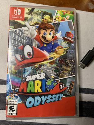 Super Mario Odyssey for Sale in Scottsdale, AZ