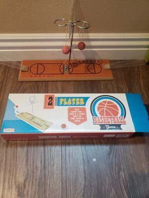 Table basketball small board game for Sale in Westminster, CA