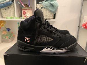 Air Jordan psg 5s size 11 og box for Sale in Houston, TX
