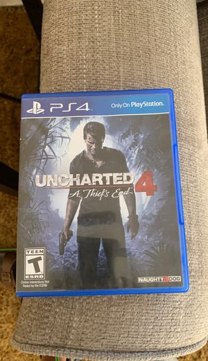 Uncharted for Sale in Medford, OR