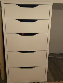 Drawer Unit, White for Sale in Philadelphia,  PA