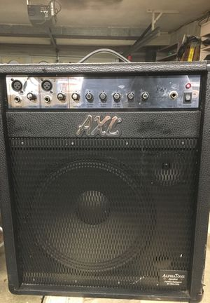 AXL B60 Bass Amplifier for Sale in Aliquippa, PA