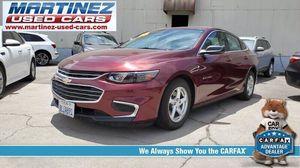 2016 Chevrolet Malibu for Sale in Livingston, CA