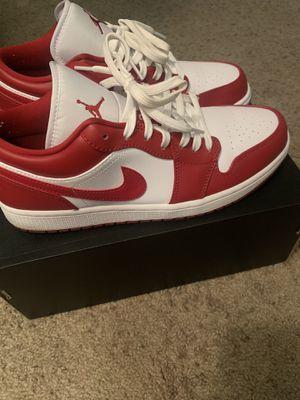 "Air Jordan 1 low "" Gym Red "" for Sale in Dublin, OH"