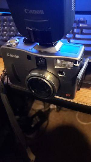 Canon cybershot G1 3.3 megapixel for Sale in Temecula, CA