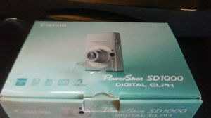 Canon PowerShot SD1000 DIGITAL ELPH {7.1 M/P} Camera for Sale in Austin, TX