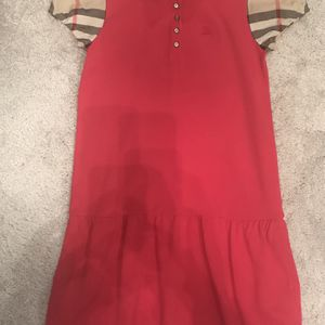 Pre-loved Burberry Youth Dress Size 14 for Sale in Pompano Beach, FL