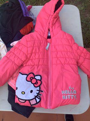 3T Hello kitty winter jacket for Sale in Hialeah, FL