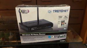 Trendnet Wireless in home router for Sale in Atlantic Beach, FL
