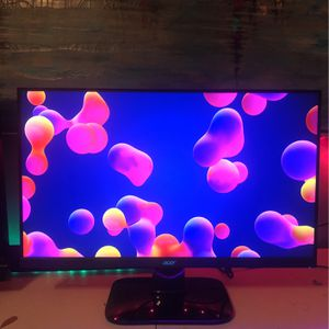 27 Inch Acer Gaming Monitor for Sale in Fernandina Beach, FL
