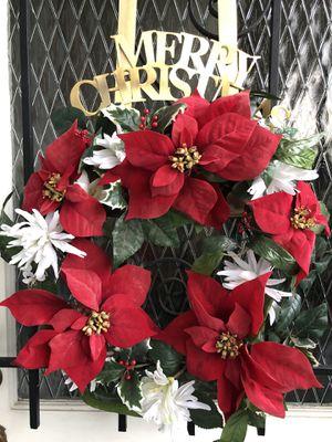 CHRISTMAS 🎄 WREATH 🎄 for Sale in Long Beach, CA