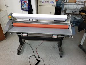Royal Sovereign 55 Inch Laminator for Sale in Spring, TX