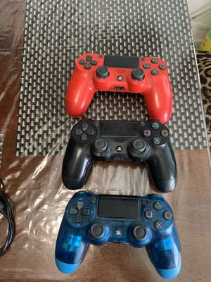 CONTROLES PARA PLAYSTATION 4 for Sale in Anaheim, CA