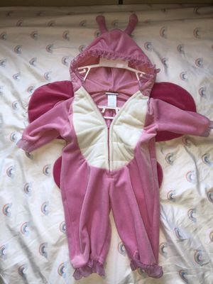 Butterfly Halloween costume size 0-3months for Sale in Carson, CA