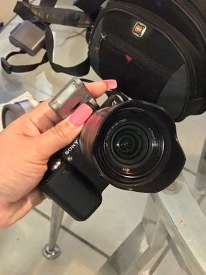 Sony digital camera 4K for Sale in Hollywood, FL