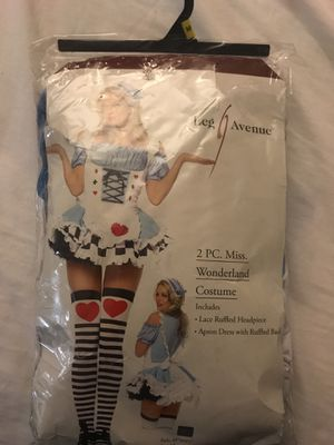 Leg Avenue miss wonderland costume for Sale in Centreville, VA