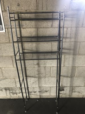 Over toilet Metal Rack For Bathroom for Sale in Los Angeles, CA