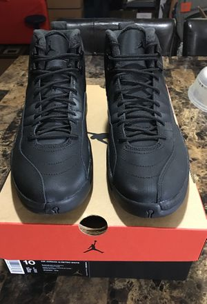 Air Jordan 12 Retro WNTR Size 10 mens for Sale in Anaheim, CA