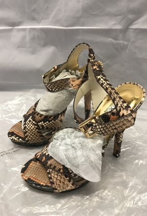 Brand New Michael Kors Jetset6 High Heel Shoes Size 9M for Sale in Pompano Beach, FL