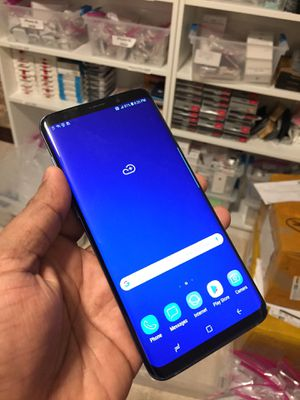 Samsung Galaxy S9 Plus 64GB Factory Unlocked Excellent Condition for Sale in Springfield, VA