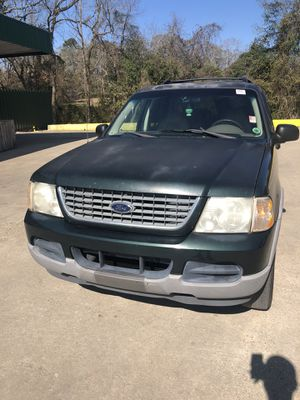 2002 Ford Explorer 90,000 Miles for Sale in Woodville, MS
