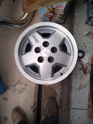 Rim para Jeep for Sale in Katy, TX