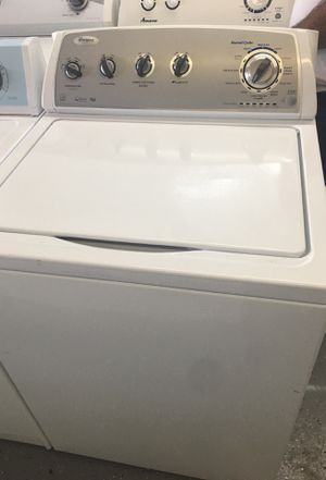 Whirlpool washer-30 days warranty for Sale in Orlando, FL