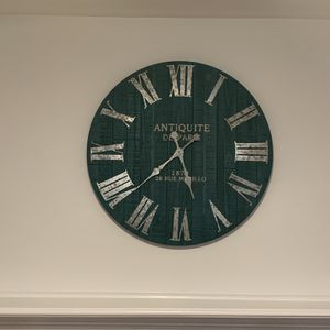 Xlarge Walk Clock for Sale in Woodbridge, VA