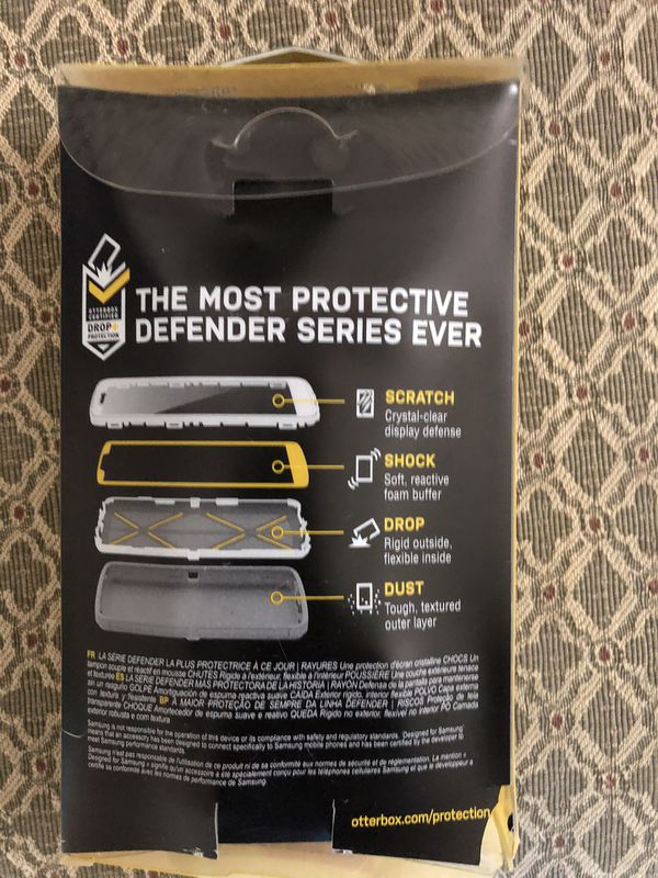 Otterbox Defender Rugged Protection for Samsung Galaxy S7 Brand New never used